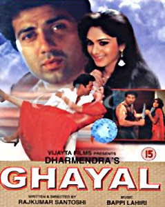 Ghayal 1990 Hindi Movie Watch Online