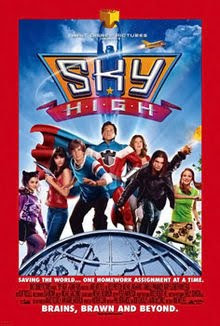 Sky High 2005 Hindi Dubbed Movie Watch Online