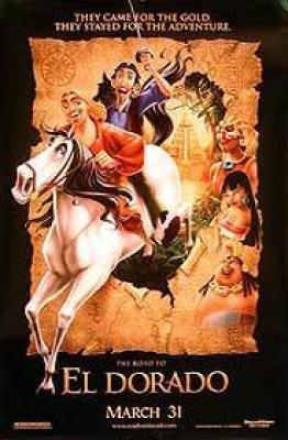 The Road to El Dorado 2000 The Road to El Dorado 2000 In Hindi Watch Online Online Watch 262x400 Movie-index.com