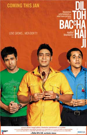 Watch Dil Toh Baccha Hai Ji (2011)