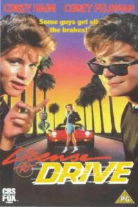 License to Drive 1988 Hollywood Movie Watch Online