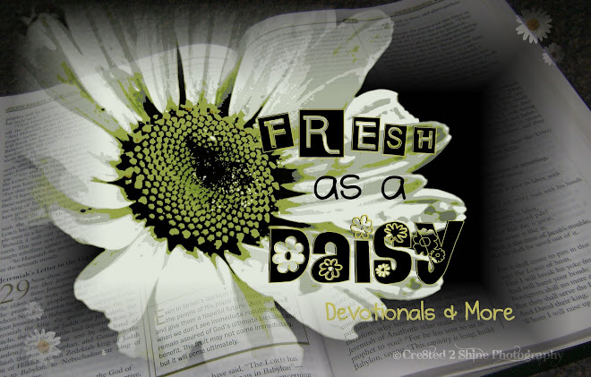 Fresh as a Daisy Devotionals & More