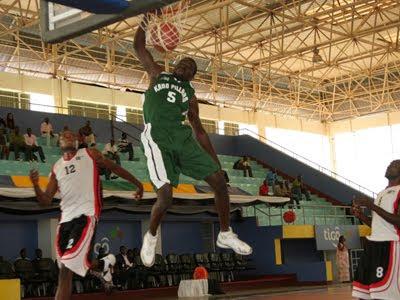 Basketball in Africa: October 2010