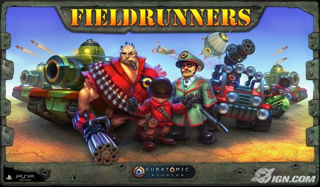 get ready for fieldrunners an addicting tower defense game for