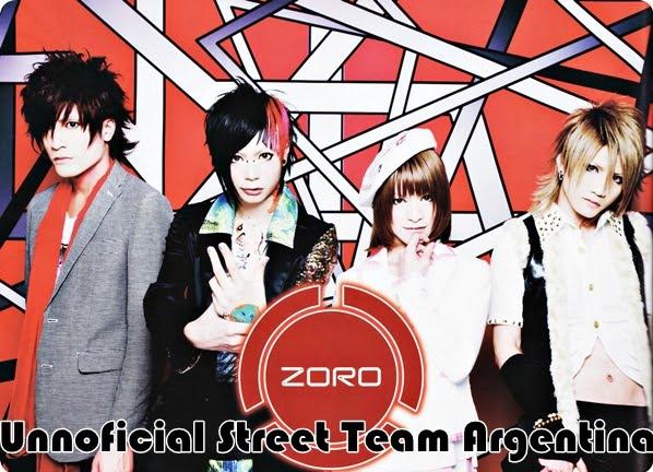 Unnoficial Street Team ~ Zoro Argentina
