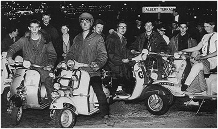 1960s Mods And Rockers | newhairstylesformen2014.com