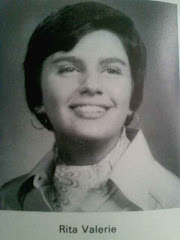 My cousin Rita Valerie...