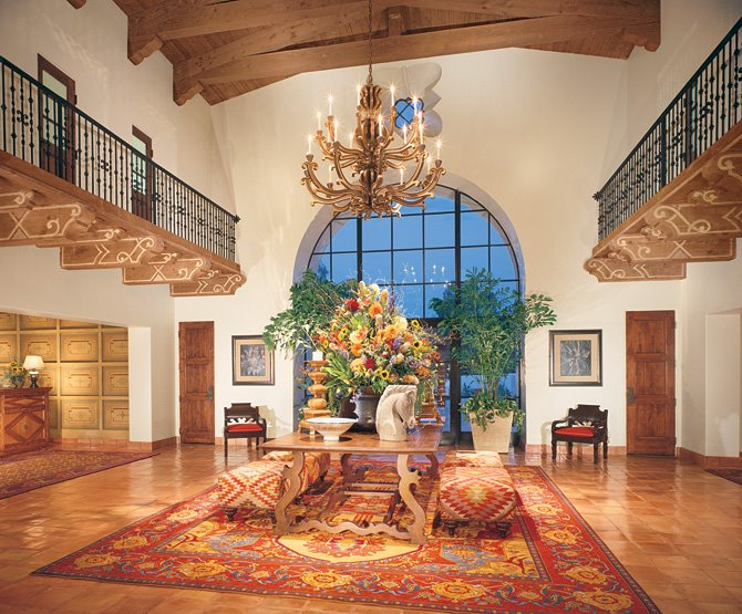 Decor To Adore Day 11 Spanish Colonial Interiors