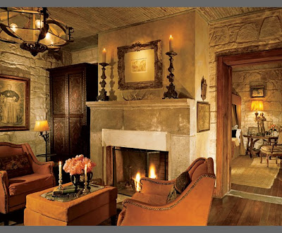 Spanish Decor Stunning Of French Style Spanish Colonial Interiors Image