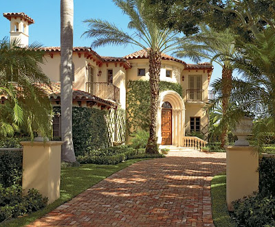 Decor to adore spanish colonial architecture for Mediterranean style architecture characteristics