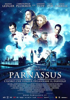 El imaginario mundo del Doctor Parnassus (2009) [Latino]