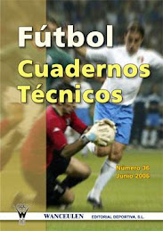 Cuadernos técnicos entrenadores de fútbol