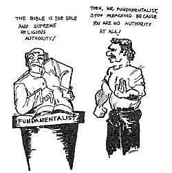 Religious Fundamentalism Examples Fundamentalist Funhous...