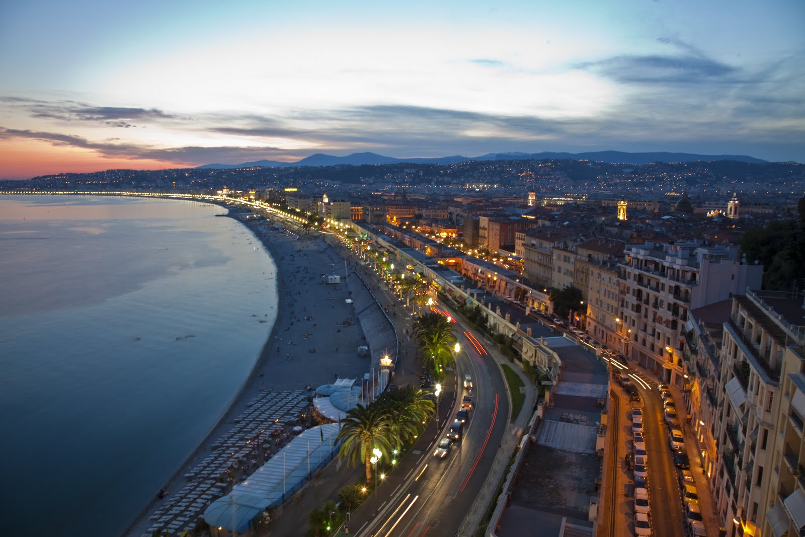 how to get to cinque terre from nice