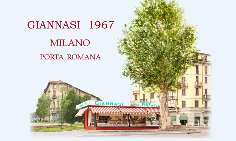 GIANNASI DORANDO 1967 MILANO
