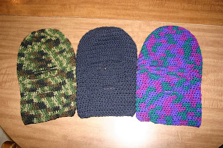 Ski Hat Pattern - Crochet -- All About Crocheting -- Free Patterns