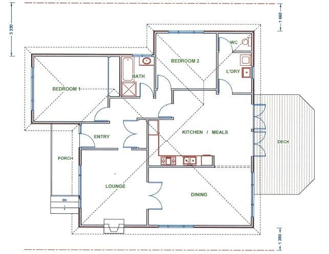 GeorgyG Design First step house plans and so it begins