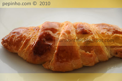Croissants de Gianduja