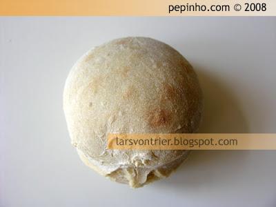 Bollos de pan blanco