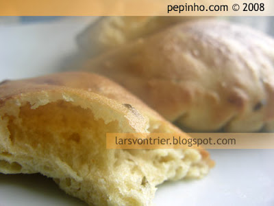 Pan naan (con especias)