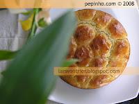 Brioche muselina de naranja, canela y mantequilla
