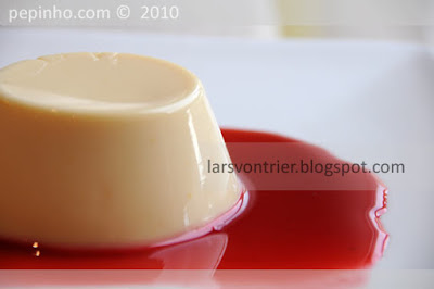 Panna cotta de naranja (y limn)