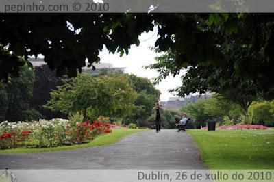 Phoenix Park, Dublín