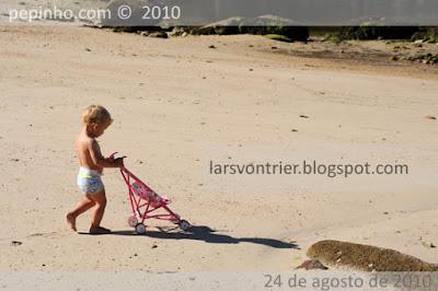 Praia de O Faro, A Illa de Arousa