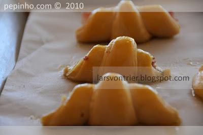 """Semihojaldrados de queso-croissants """"salados"""""""