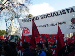 PS en Plaza de Mayo