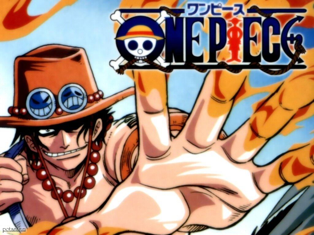 One Piece Ace Wallpaper  One Piece Wallpaper Ace
