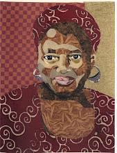 Portrait of Miriam Makeba