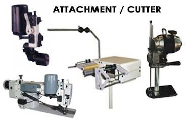 อะไหล่จักร,อุปกรณ์ช่วยเย็บผ้า,มอเตอร์เซอร์โว,ลูกกลิ้ง,เครื่องตัดผ้า