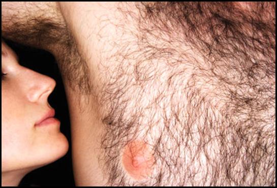 women who love hairy men