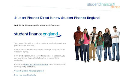 Student Finance Direct studentfinance.direct.co.uk