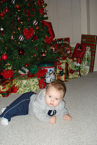 Hazen trying to crawl