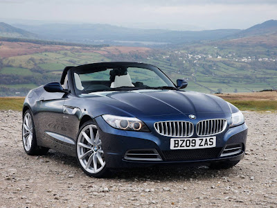 BMW AUTO CAR: 2010 BMW Z4 UK