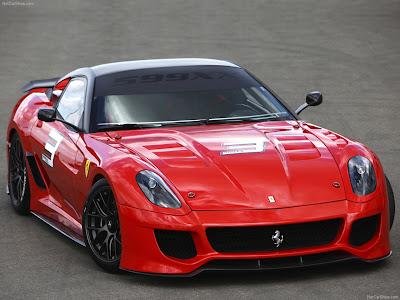 2010 Ferrari 599xx. Ferrari Auto Car: 2010 Ferrari