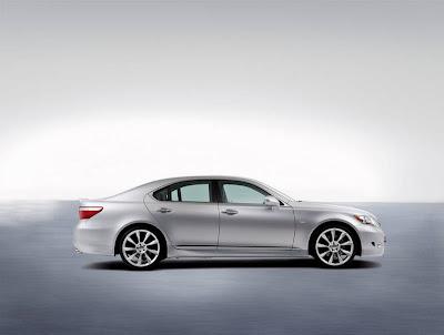 Lexus Auto Car : 2009 Lorinser