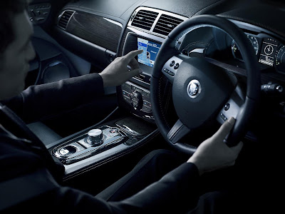 2010 Jaguar XKR Interior