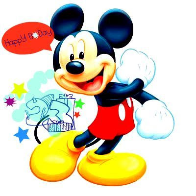 asal-usul mickey mouse