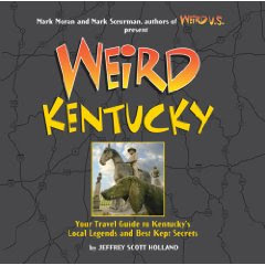Weird Kentucky book