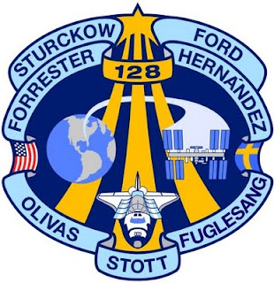 Patch for STS-128