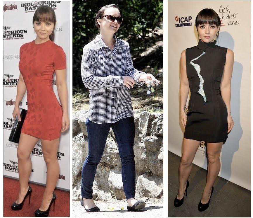 Dressing short legs long torso
