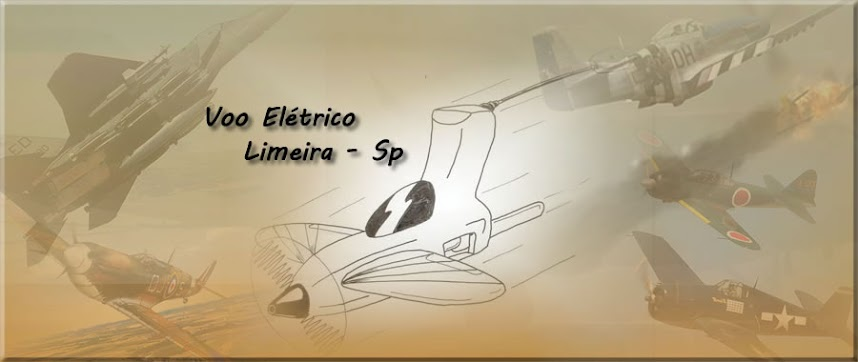 Voo Elétrico - Limeira / SP