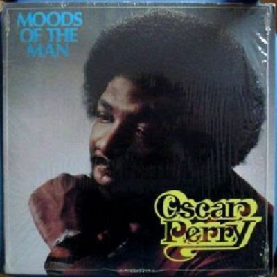 Cover Album of OSCAR PERRY - MOODS OF THE MAN  1978