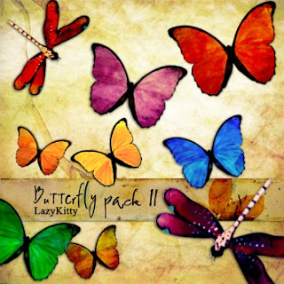 Butterfly pack II
