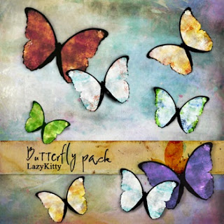 Butterfly pack I