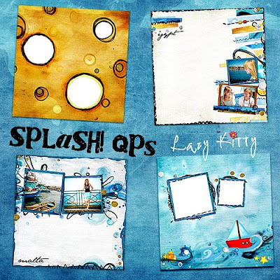 Splash! QPs