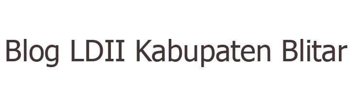 LDII Kabupaten Blitar